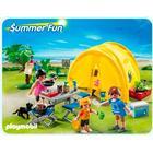 Playmobil Family Camping Trip 5435