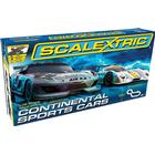 Scalextric Continental Sports Cars Set C1319