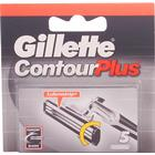 GILLETTE CONTOUR PLUS cargador 5 uds