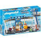 Playmobil Lufthavn Med Kontroltårn 5338