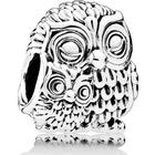 Pandora Charming Owls Silver Charm (791966)