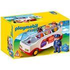 Playmobil 1.2.3 Lufthavn Bustransport 6773