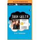 John Green the Fault in Our Stars and an Abundance of Katherines (2-In-1 Collection) (Ljudbok MP3 CD, 2015)