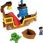 Fisher Price Jake og Piraterne - Splashin' Bucky Bath Toy
