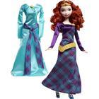 Disney Princess - Merida Doll & Fashion