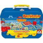 Meine ersten Spiele - Benjamin Blümchen Spielekoffer (Metall)
