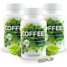 Grönt Kaffe (Green Coffee Pure 7000mg) 15% - 3 pack grön kaffe