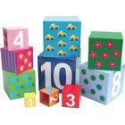 Jabadabado Cubes 1-10