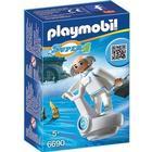 Playmobil Dr. X Bygge legetøj 6690
