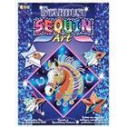 KSG Horse Stardust Sequin Art
