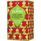 Pukka Wild Apple & Cinnamon 20 Tepåsar