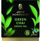 Arvid Nordquist Grön Chai 16 Tepåsar