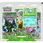 Pokemon Triple Booster Pack Trading Cards, Assorted