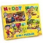 Paul Lamond 4-in-1 Noddy Puzzles
