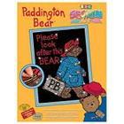 sequin art 1323 Paddington Bear Craft
