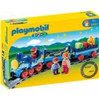 Playmobil Night Train with Track 6880