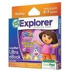 LeapFrog Leappad Ultra eBook Dora's Amazing Show