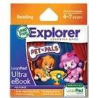 LeapFrog LeapPad Ultra eBook Adventure Builder Pet Pals Dog Show Detectives