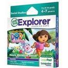 LeapFrog Explorer Dora the Explorer Game (for LeapPad and Leapster)