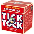Tick Tock Organic Rooibos Redbush Tea 40 Tepåsar