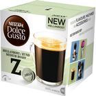 Nescafé Dolce Gusto Zoégas Mellanrost 16 kaffe kapslar