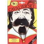 Bristol Novelty Ltd Musketörskägg och Mustasch