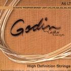 Godin Phosphor Bronze A6 Light .012-.053 string set
