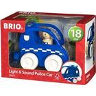 Brio Light & Sound Police Car 30377