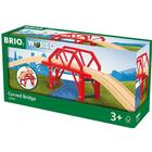 Brio Curved Bridge 33699