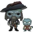 Pop! Disney: Pirates Of The Caribbean - Cursed Barbossa With Monkey (2016 Summer Exclusive)