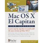 MAC OS X El Capitan for Seniors (Pocket, 2016)