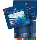 Faber-Castell Watercolor Pencils Art Grip 24-pack
