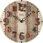 AMS Wall Clock 30cm (9423) Väggklocka
