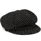 MJM Hat Luna w Wool Mix - Black/White