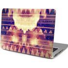 iDiwa Skin Macbook Air 13.3-tum - Aztecmönster blå & gul