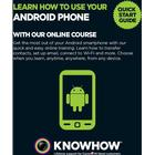 KNOWHOW Learn How To Use Your Android Phone