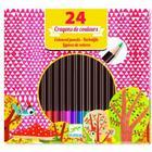Brigbys 24 styck färgpennor från Djeco