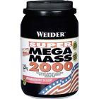 Weider Mega Mass 2000 Chocolate 1.5kg stk