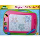 Lena Magnet - tegnetavle, farve stor