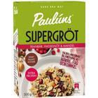 Paulúns Supergröt Tranbär Hasselnötter & Mandel