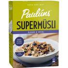 Paulúns Supermüsli Blåbär & Vanilj