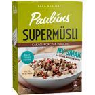 Paulúns Supermüsli Kakao Kokos & Hallon