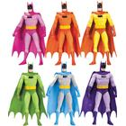 DC Comics Batman Rainbow Action Figure 6 Pack