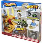 Mattel Hot Wheels - Mighty Minis Showdown Stadium
