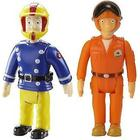 Character Fireman Sam 2 Figure Pack - Quad Bike Sam & Tom Thomas