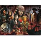 Hasbro Ravensburger Pirates Of The Caribbean Worlds End Puzzle (500 pieces)