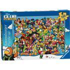 Ravensburger Club Penguin Xx-large Jigsaw Puzzle (100 Pieces)