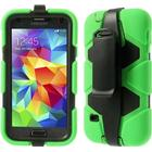 Samsung Galaxy S5/S5 Neo inCover Super Defender Cover - Grøn