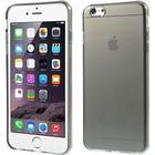 Apple iPhone 6/6s Plus Slim TPU Cover - Grå