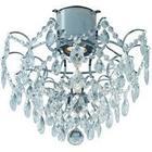 Markslöjd Rosendal Chrome Loftlampe